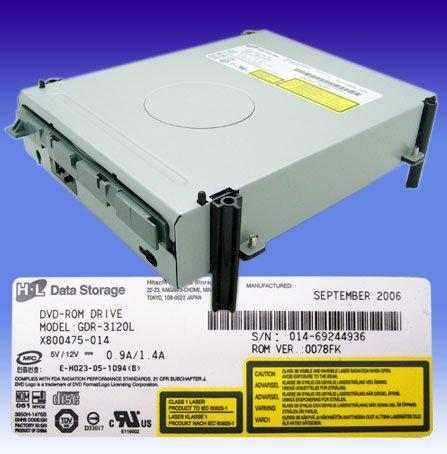 Hitachi-LG GDR-3120L 0078FK DVD Driver