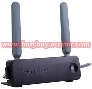 NEW USB 2.0 Wireless WiFi Network Adapter for Xbox 360 Black Free Shipping