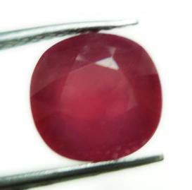 2.90cts stunning natural African Ruby gemstone oval
