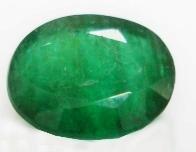 1.29ct stunning natural Zambian green emerald gemstone