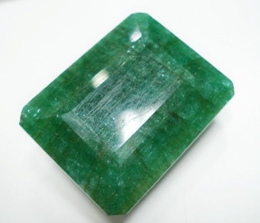 143.85cts Stunning Natural Brazilian Emerald Gemstone