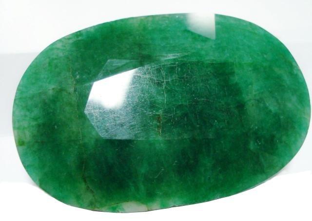 380.60cts Stunning Natural Brazilian Emerald Gemstone