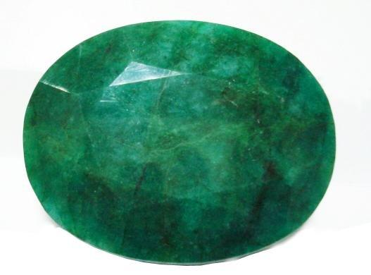 99.85cts Stunning Natural Brazilian Emerald Gemstone