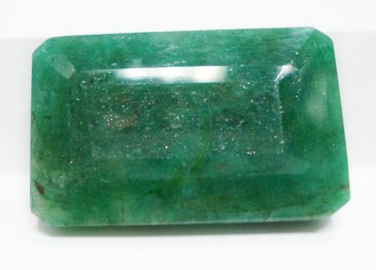 111.30cts Stunning Natural Brazilian Emerald Gemstone