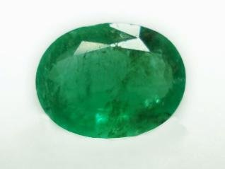 1.45cts Stunning Natural Colombian Emerald Gemstone