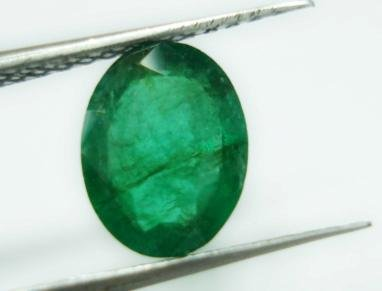 1.70cts Stunning Natural Colombian Emerald Gemstone
