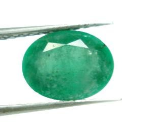 1.56cts Stunning Natural Colombian Emerald Gemstone