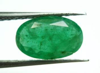 1.00cts Stunning Natural Colombian Emerald Gemstone