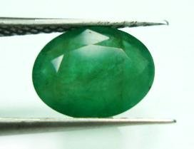 1.75cts Stunning Natural Colombian Emerald Gemstone