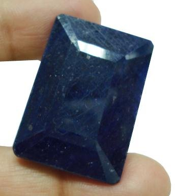109.40cts Stunning Natural Indian Royal Blue Sapphire