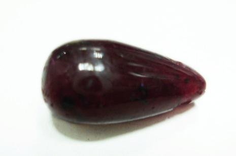 9.65cts stunning Natural Cabochon Ruby Gemstone Drops