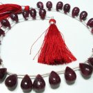 Stunning Natural African Cabochon Red Ruby Beads Lots