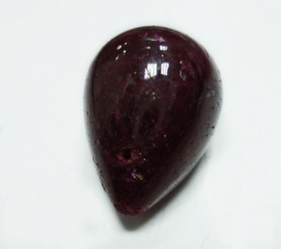 25.35cts stunning Natural Cabochon Ruby Gemstone Drops