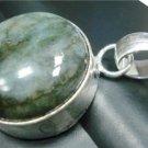 15.24gm Stunning German Silver & Labradorite  Gemstone