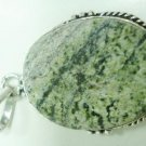 12.33Gms Handcrafted Agate Gemstone & Silver Ring