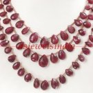 Stunning Natural red ruby gemstone Necklace