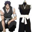 Bleach Hisagi Shuuhei Men's Cosplay Costume