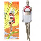 Naruto Seven Tailed Horned Beetle Fu Cosplay Costume