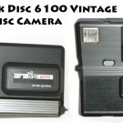 Vintage Antique Kodak Disc 6100 Disc Camera