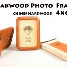 Teakwood   Photo Frame 4x6 NEW