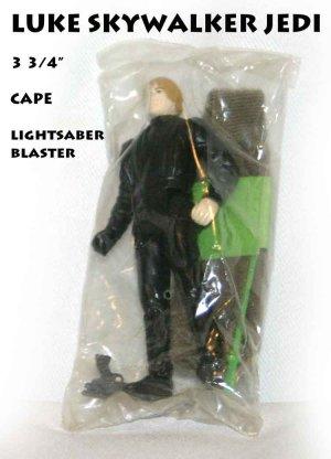 !sold !vintage Star Wars kenner bag  LUKE SKYWALKER JEDI NEW