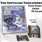Rare The Software Toolworks Star Wars Chess PC Game