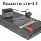 Realistic CTR-55 Cassette Recorder