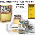 Kodak Hobby-Pac color print Kit