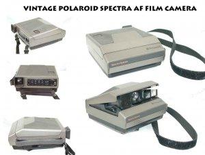 POLAROID Spectra System Instant Camera SONAR AF