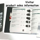 Vivitar product sales information book 1980s