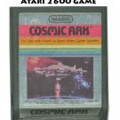 Cosmic Ark 1982 Atari 2600 video game