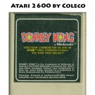 Donkey Kong for the Atari 2600 by Coleco