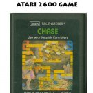 ATARI 2600 GAME CHASE Sears