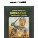 Atari 2600 WARLORDS GAME
