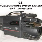 GE VHS CAMCORDER HQ Movie Camera Video System CG 683
