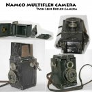Namco multi - flex camera  Twin Lens Reflex Camera