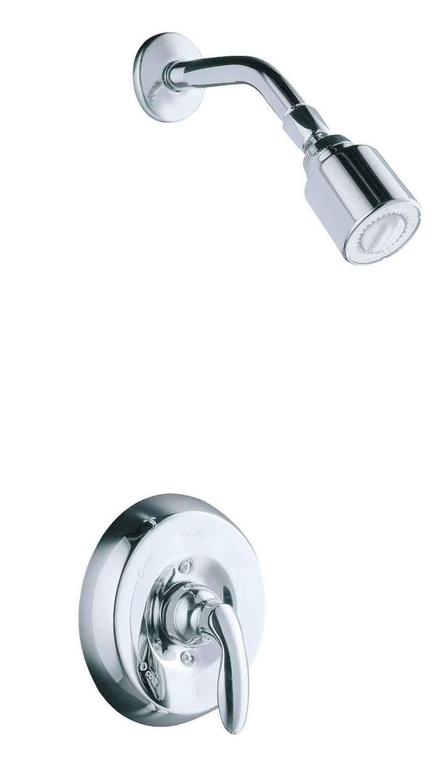 Kohler K T15611 4 Cp Coralais Shower Mixing Valve Faucet