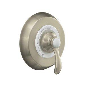 KOHLER K-T12021-4-BN Fairfax Rite-Temp Pressure-Balancing Valve Trim, Vibrant Brushed Nickel