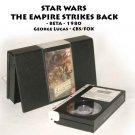 STAR WARS * THE EMPIRE STRIKES BACK - BETA - 1980 George Lucas - CBS/FOX