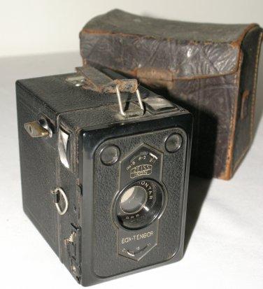 Box Tengor 54/2 ZZeiss Ikon, legendary classical 6x9 cm Geman camera CLA works