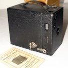 Kodak Brownie No. 2A Model B, Vintage Box Camera with Original Box