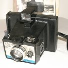 Vintage Polaroid Land Camera The Clincher Instant Camera with book