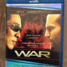 War Jett Li Jason Statham   [Blu-Ray]
