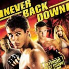 Never Back Down Blu-ray Disc, 2008 Extended Beat Down Edition