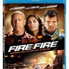 """Fire with Fire [Blu-ray] Bruce Willis (Actor), Josh Duhamel (Actor), David Barrett (Director) """