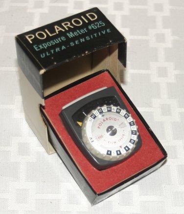 Polaroid Exposure Meter 625. Comes with original box.