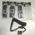4 NEW Black Camera Holder Shoulder Neck Strap for DSLR SLR Canon Sony Nikon Pentax