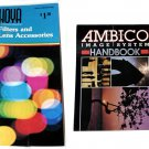 AMBICO IMAGE SYSTEM HANDBOOK & hoya filters and lens accessories handbook