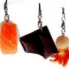 Cell Phone Straps (Sushi/Nigiri)
