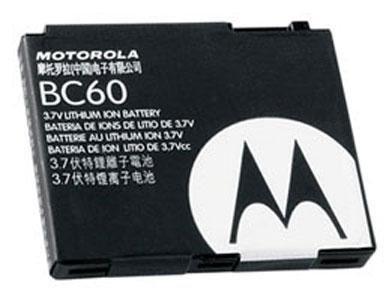 Motorola BC60 Li-Ion Battery